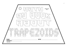 Grade 6 Trapezoid Book (Area, Perimeter and Angle)