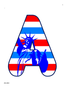 A4 Statue of Liberty Themed Alphabet and Numbers.pdf