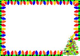 Christmas Lights Themed Pageborder (Landscape).pdf