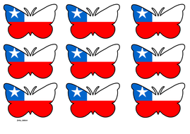 Butterfly Themed Chile Flag (3x3).pdf