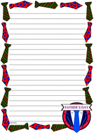 Father's Day Themed Lined Paper (Portrait).pdf
