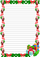 Christmas Themed Lined Paper (Portrait) (2).pdf