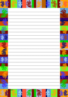 Coral Reef Themed Lined Paper (Portrait).pdf