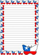 Chile Flag Themed Lined Paper (Portrait).pdf