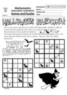 Halloween Themed Sudoku 6x6 (2) BW.pdf