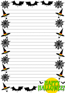 Halloween Themed Lined Paper (Portrait).pdf