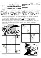 Halloween Themed Sudoku 4x4 (2) B&W.pdf