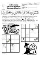 Halloween Themed Sudoku 4x4 (4) B&W.pdf