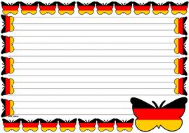 German Flag Themed Lined paper (Landscape).pdf