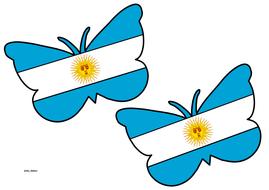 Butterfly Themed Argentina Flag (Medium).pdf