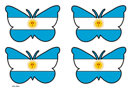 Butterfly Themed Argentina Flag (Small).pdf
