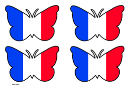 Butterfly Themed France Flag (Small).pdf