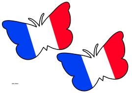 Butterfly Themed France Flag (Medium).pdf