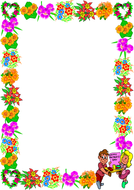 'Happy Mother's Day' Themed Pageborder (Portrait).pdf