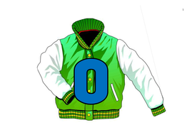 Jacket & T-shirt Themed Numbers 0-20 and in words