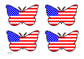 Butterfly Themed USA Flag (Small).pdf
