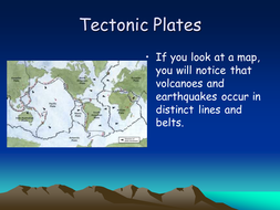 Tectonic Plates ppt