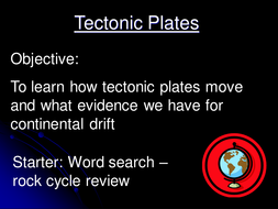 The Earths structure PowerPoint