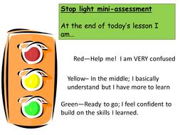 Traffic light assessment.pptx