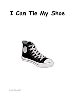 I Can Tie My Shoe