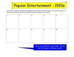 Popular Entertainment USA