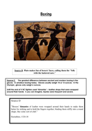 Classical Civilisations - Ancient Olympic Boxing