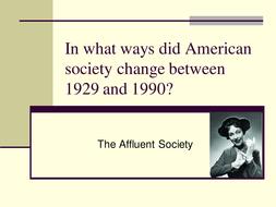 Affluent Society