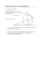 Circle Theorems consolidation starter Q.doc