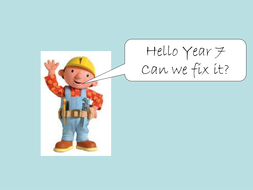 Bob the builder tries to be an electrician