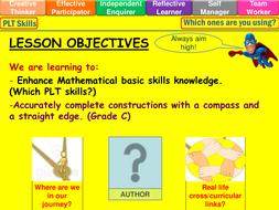 Construction lesson