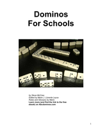 Dominoes for Schools; Grade 6 and 7 math