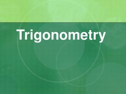 Trigonomtery