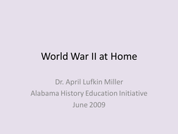 World_War_II_at_Home.pptx