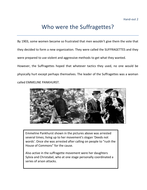 Who were the Suffragettes(1).doc