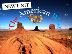 American West poster