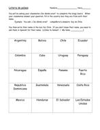 Lotería de países
