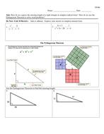 28 pythagorean theorem.docx