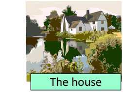 Flashcards House and apartment.ppt