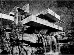 Frank Lloyd Wright - architecture examples