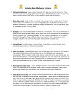Classroom Management Behavior Systems