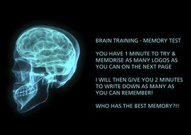 Logo Brain Training Starter