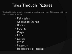 Fairytales Project
