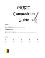 MUSIC COMPOSITION GUIDE