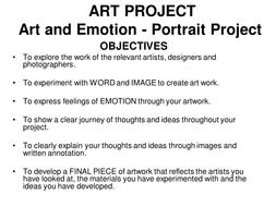Art Project Ideas