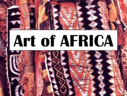 The Art of Africa
