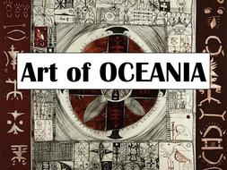 The Art of Oceania