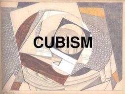 Cubism PowerPoint