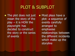 PLOT & SUBPLOT.ppt