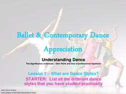 Ballet_Contemporary_Theory_1_-_Dance_Styles.ppt
