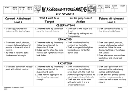 My Assessment For Learning 2-3 2009 for printing.doc